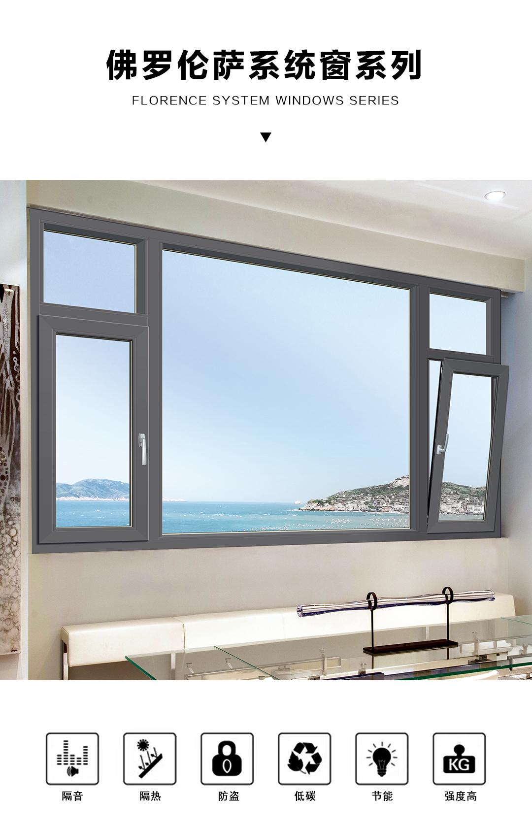十大系统窗,系统窗,伊盾门窗